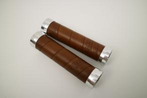 BROOKS SLENDER LEATHER GRIPS
